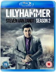 Lilyhammer: Complete Series 2, Blu-ray  BluRay