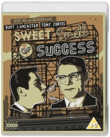 Sweet Smell of Success, Blu-ray