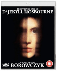 Strange Case of Dr. Jekyll and Miss Osbourne, Blu-ray BluRay