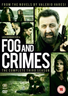 Fog and Crimes: The Complete Third Season, DVD