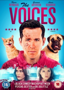 The Voices, DVD DVD