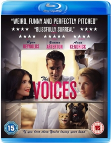 The Voices, Blu-ray
