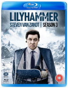 Lilyhammer: Complete Series 3, Blu-ray