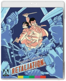 Retaliation, Blu-ray  BluRay