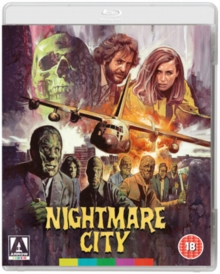 Nightmare City, Blu-ray