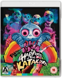 The Happiness of the Katakuris, Blu-ray BluRay