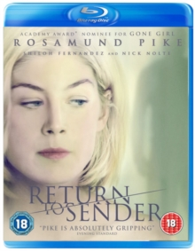 Return to Sender, Blu-ray