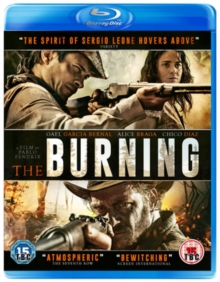 The Burning, Blu-ray BluRay