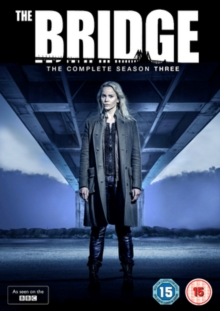 The Bridge: Series 3, DVD