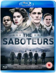 The Saboteurs, Blu-ray BluRay
