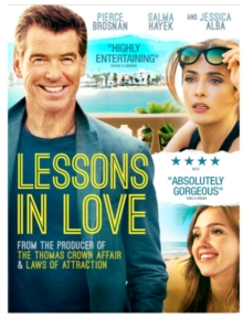 Lessons in Love, DVD