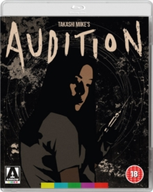 Audition, Blu-ray BluRay