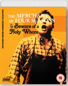 The Merchant of Four Seasons/Beware of a Holy W****, Blu-ray BluRay