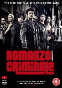 Romanzo Criminale: Season 2, DVD