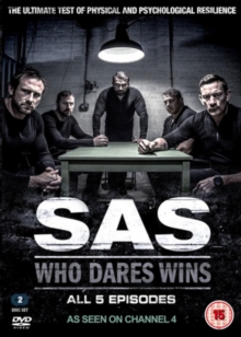 SAS: Who Dares Wins, DVD