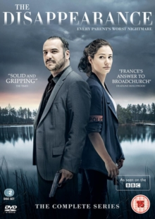 Disappearance, DVD DVD