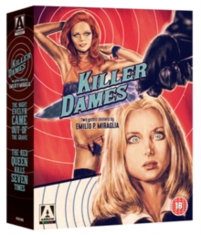 Killer Dames, Blu-ray