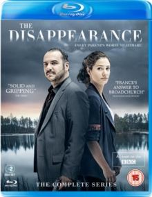 Disappearance, Blu-ray
