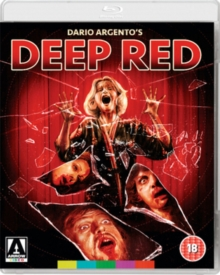 Deep Red, Blu-ray