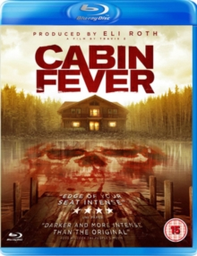 Cabin Fever, Blu-ray