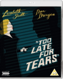 Too Late for Tears, Blu-ray