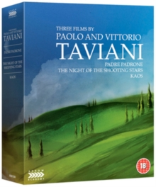 Taviani Brothers Collection, Blu-ray