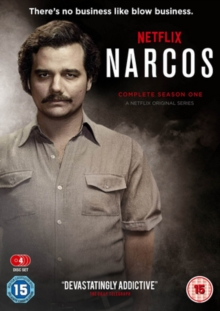 Narcos: The Complete Season One, DVD