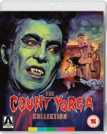 The Count Yorga Collection, Blu-ray BluRay