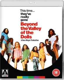 Beyond the Valley of the Dolls, Blu-ray