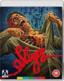 Slugs, Blu-ray DVD