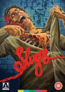 Slugs, DVD