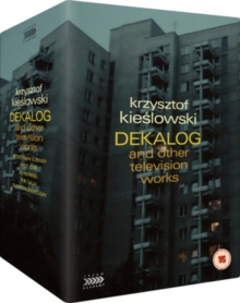 Dekalog and Other Television Works, Blu-ray