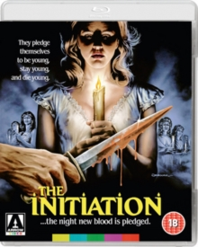 The Initiation, Blu-ray