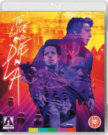 To Live and Die in L.A., Blu-ray BluRay
