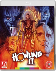 Howling II - Your Sister Is a Werewolf, Blu-ray