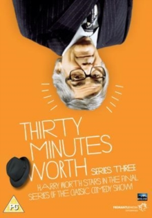 Thirty Minutes Worth: Series 3, DVD