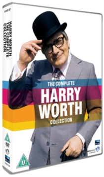 Harry Worth: The Complete Collection, DVD