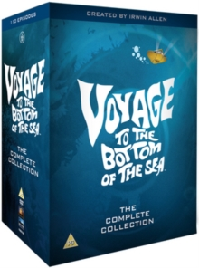 Voyage to the Bottom of the Sea: The Complete Series 1-4, DVD  DVD