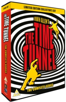 The Time Tunnel: The Complete Series, DVD
