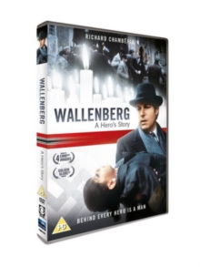 Wallenberg - A Hero's Story, DVD