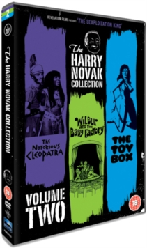The Harry Novak Collection: Volume 2, DVD