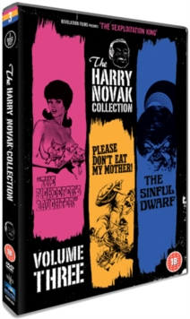 The Harry Novak Collection: Volume 3, DVD
