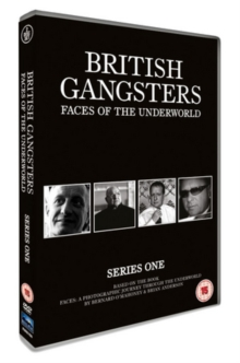British Gangsters - Faces of the Underground: Series One, DVD DVD