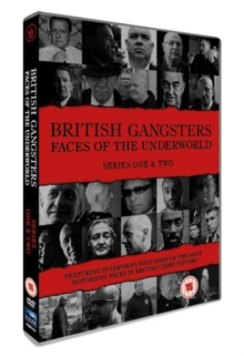 British Gangsters - Faces of the Underworld: Series 1 and 2, DVD  DVD