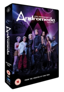 Andromeda: Season One, DVD
