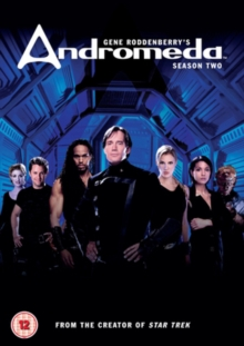Andromeda: Season Two, DVD