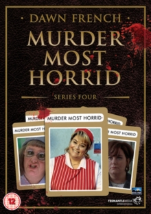Murder Most Horrid: Series 4, DVD