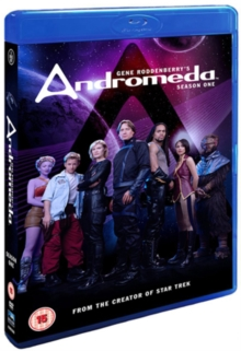 Andromeda: Season One, Blu-ray