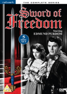 Sword of Freedom: The Complete Series, DVD  DVD