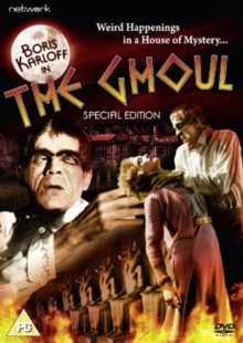 The Ghoul, DVD